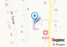 Компания «Набережно-Морквашинская сельская библиотека» на карте