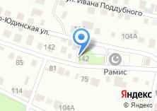 Компания «Почтовое отделение №77» на карте