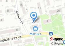 Компания «Строящийся жилой дом по ул. Бирюзовая» на карте