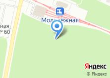 Компания «Детская железная дорога г. Казани» на карте