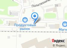 Компания «Волжско-Камский оконный завод» на карте