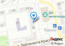 Компания «Конфетки-Бараночки» на карте