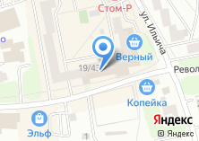 Компания «Парикмахерская на Ильича» на карте