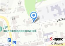 Компания «Строящийся жилой дом по ул. Черемховская» на карте