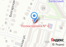 Компания «Городская поликлиника №19» на карте