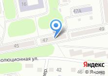 Компания «Мастерская по ремонту одежды на Революционной» на карте