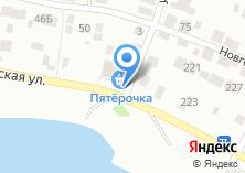 Компания «Продуктовый магазин на Станюковича» на карте