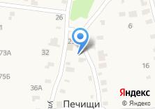 Компания «Сеть продуктовых магазинов» на карте
