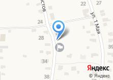 Компания «Отделение почтовой связи» на карте