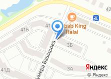Компания «Строящийся жилой дом по ул. Приволжская» на карте