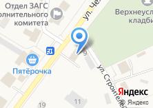 Компания «Коммунальные сети Верхнеуслонского района» на карте
