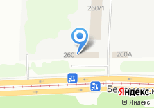 Компания «Автоградбанк» на карте