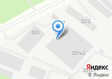 Компания «Авиа-Кос» на карте