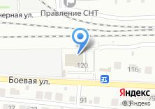 Компания «VIN» на карте
