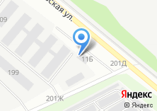 Компания «Химснаб» на карте