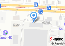 Компания «Абсолют Ритуал-сервис» на карте