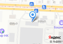 Компания «ДРАЙВТЕХ» на карте