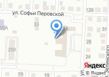 Компания «Профессиональный лицей №137» на карте
