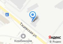 Компания «Пожарная часть №36 Авиастроительного района» на карте
