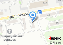 Компания «ЕА авто» на карте