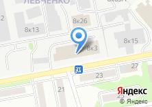 Компания «ТЕЛЕСЕТ» на карте