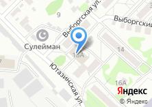 Компания «Сатурн-ММС Казань» на карте