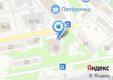 Компания «Арчери» на карте