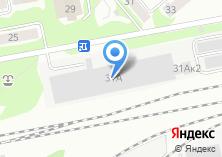 Компания «Металлснаб» на карте