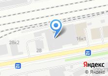 Компания «Биржа Технологий» на карте