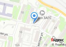 Компания «Продуктовый магазин на Окольной» на карте