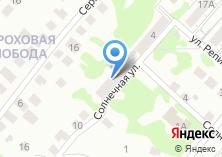 Компания «Пастернак» на карте