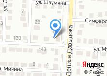Компания «Тал» на карте