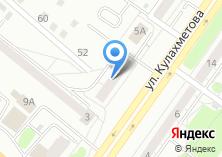 Компания «Аварийно-диспетчерская служба Кировского района» на карте