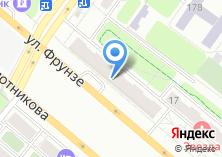 Компания «Мастерская по ремонту обуви на Фрунзе» на карте