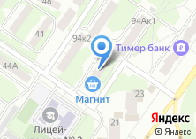 Компания «Арткомпьютерс» на карте