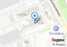 Компания «Луксор» на карте