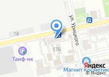Компания «Продуктовый магазин на ул. Клары Цеткин» на карте