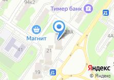 Компания «Мясной Пир» на карте