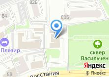 Компания «Бизнес план Казань» на карте