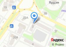 Компания «Барс Инжиниринг-Казань» на карте