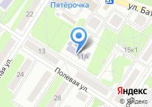 Компания «Детский сад №321 Журавлик» на карте