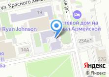 Компания «Татарская гимназия №15» на карте