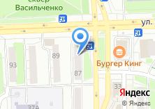 Компания «Командор Казань» на карте