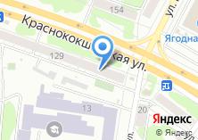 Компания «Андурский и Партнеры» на карте