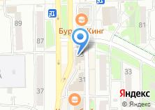 Компания «Акташ» на карте