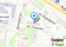 Компания «Лабутен клининг» на карте