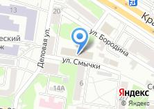 Компания «ПРОМСНАБ ГРУПП» на карте
