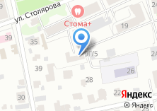 Компания «Казань-Дизайн» на карте