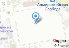 Компания «Магазин кожгалантереи на ул. Клары Цеткин» на карте