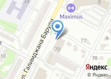 Компания «Казанская церковь евангельских христиан» на карте
